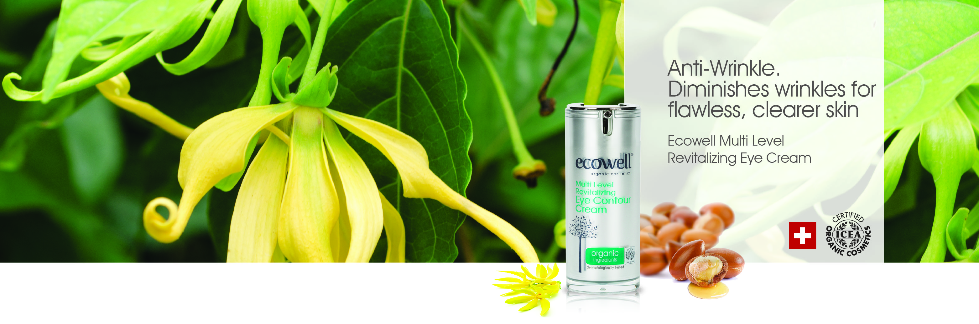 Ecowell Multi level Revitalizing Eye Cream